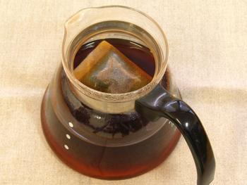 タンポポコーヒーをつくります