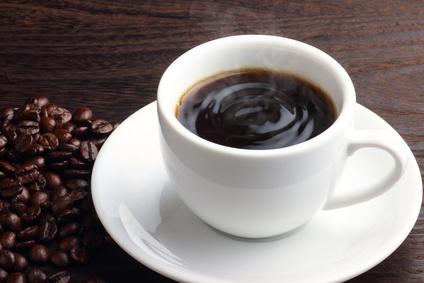 本物のコーヒーにはカフェインが含まれる